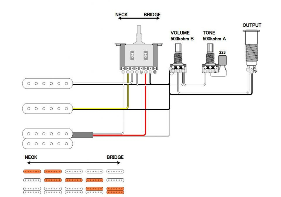 Ibanez Gio Guitar Wiring Diagram