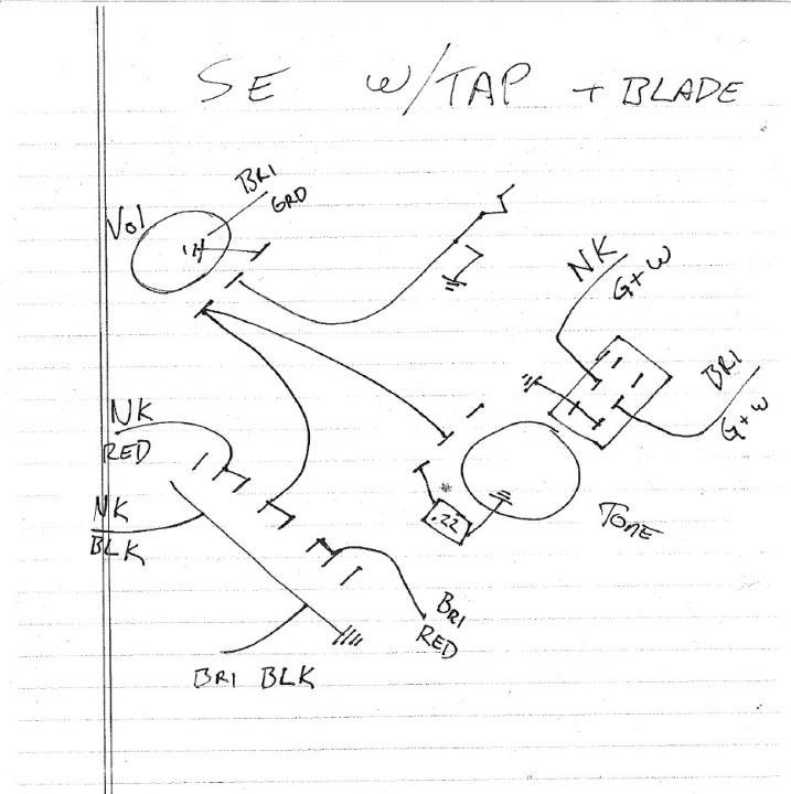 prs se custom 24 wiring schematic sd wiring for prs se without coil split  sd wiring for prs se without coil split