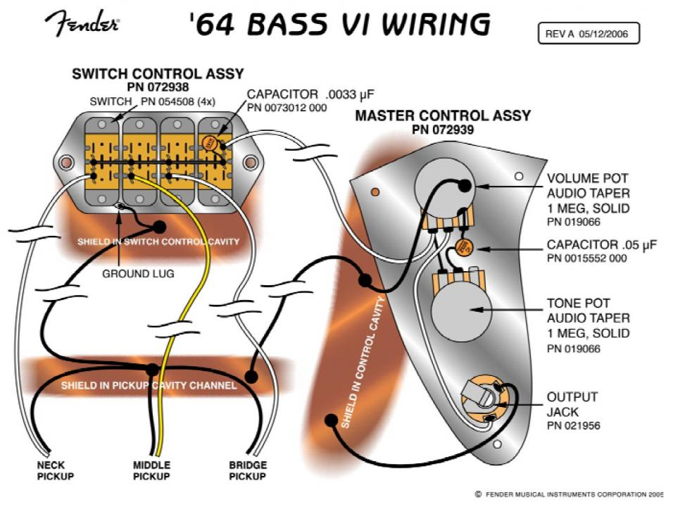 fender precision wiring schematics fender bass vi wiring diagram wiring diagrams blog  fender bass vi wiring diagram wiring