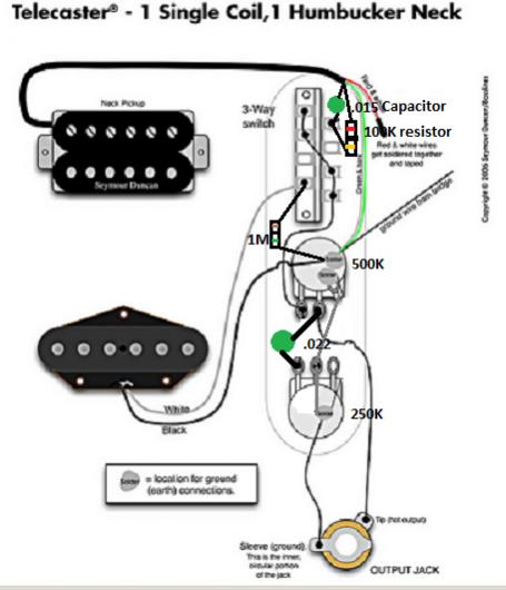keef: the s/h tele thang... albert collins telecaster wiring diagram telecaster mods seymour duncan forum