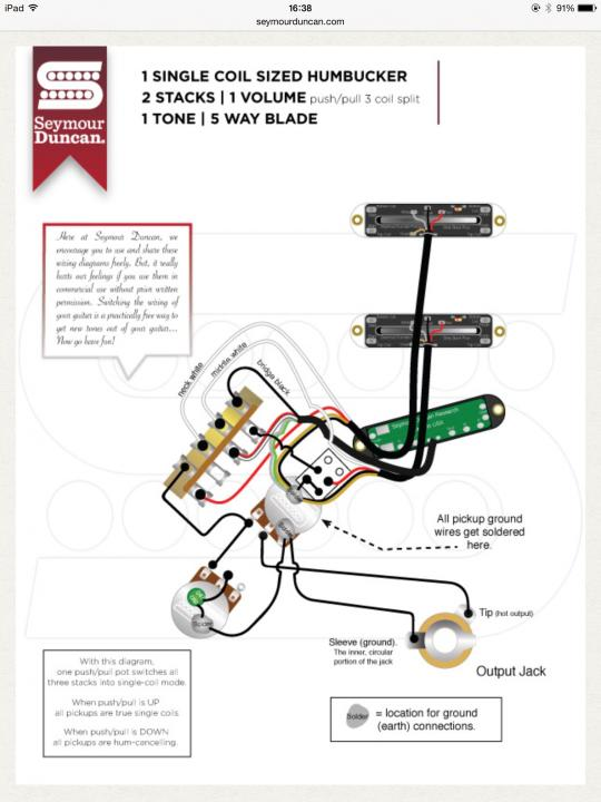 Stk s4 Wiring issue Music Man Luke Guitar Wiring Diagrams on