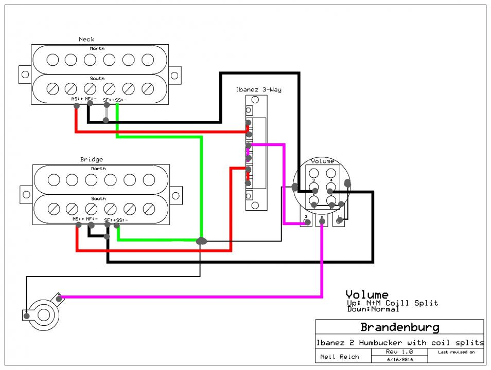 Ibanez Inf1 Wiring Diagram