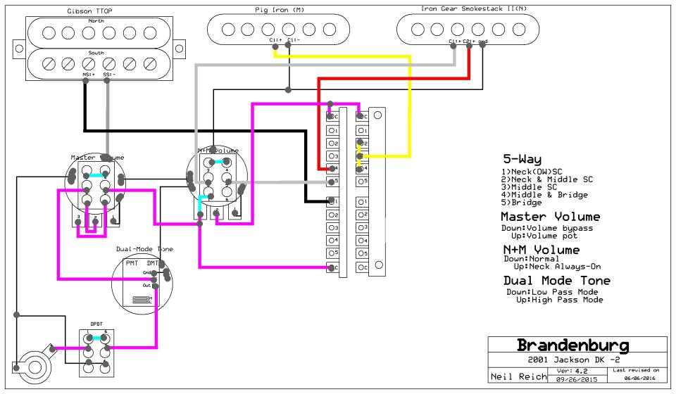 Super Strat Wiring With 1 Volume 1 Tone Seymour Duncan User Group Forums