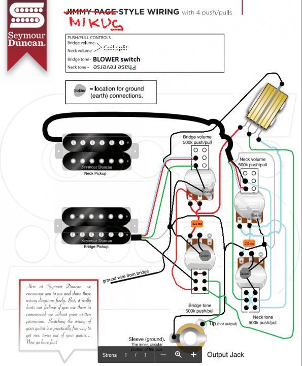 Pickup signal leak. Please, help... on seymour duncan humbucker wiring diagrams, jimmy page les paul wiring diagram, jimmy page led zeppelin t-shirt, seymour duncan 5-way pickup wiring diagrams, jimmy page health issues,