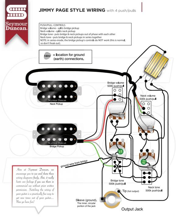 Jimmy Page Les Paul Wiring - Question... on fender telecaster 4-way switch wiring diagram, jimmy page pickup wiring, jimmy page lp wiring, 5-way strat switch wiring diagram, jimmy page setup, jimmy page wiring harness, jimmy page seymour duncan wiring diagrams, coil tap diagram, jimmy page sg wiring diagram, jimmy page guitar wiring diagram,