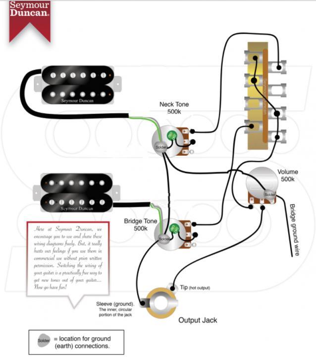 3 way guitar switch wiring diagram blade phat cats  1 vol  2 tone 3 way blade switch diagram  2 tone 3 way blade switch diagram