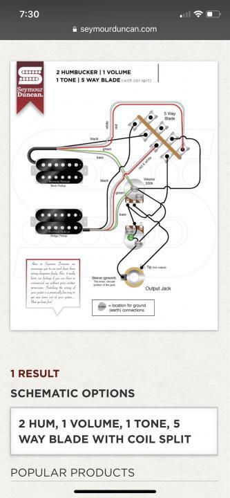 Seymour Duncan Nazgul Wiring Diagram