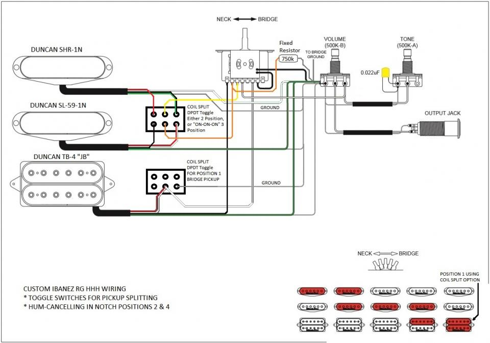 Strat Wiring Diagram For Hhh Cool Rails from forum.seymourduncan.com