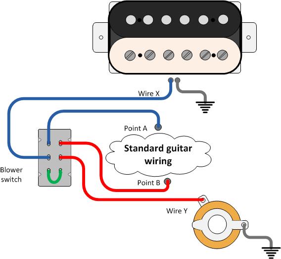 Blog: The Blower Switch - Seymour Duncan User Group ForumsSeymour Duncan Forum