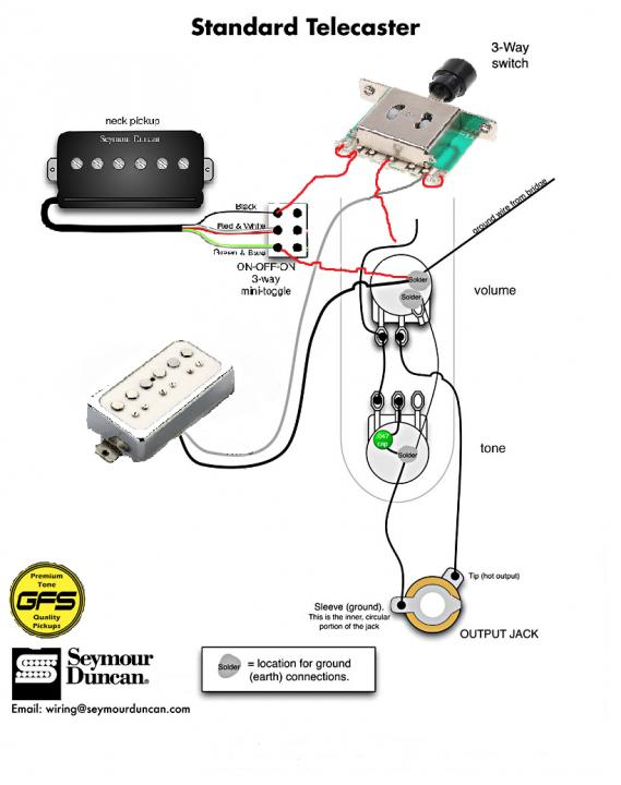 single prails wiring help  seymour duncan user group forums