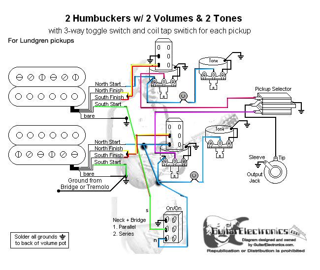 Master Series Parallel Wiring, Series Parallel Wiring Diagram