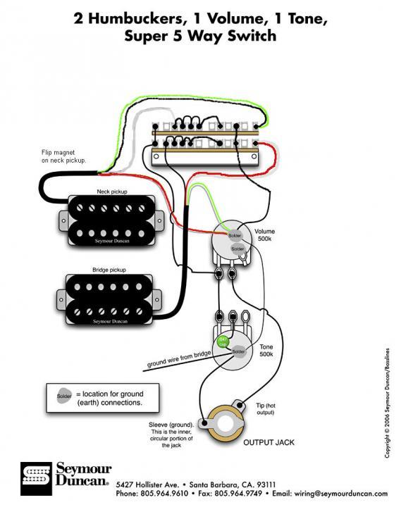 Ss Pickup Wiring Diagram