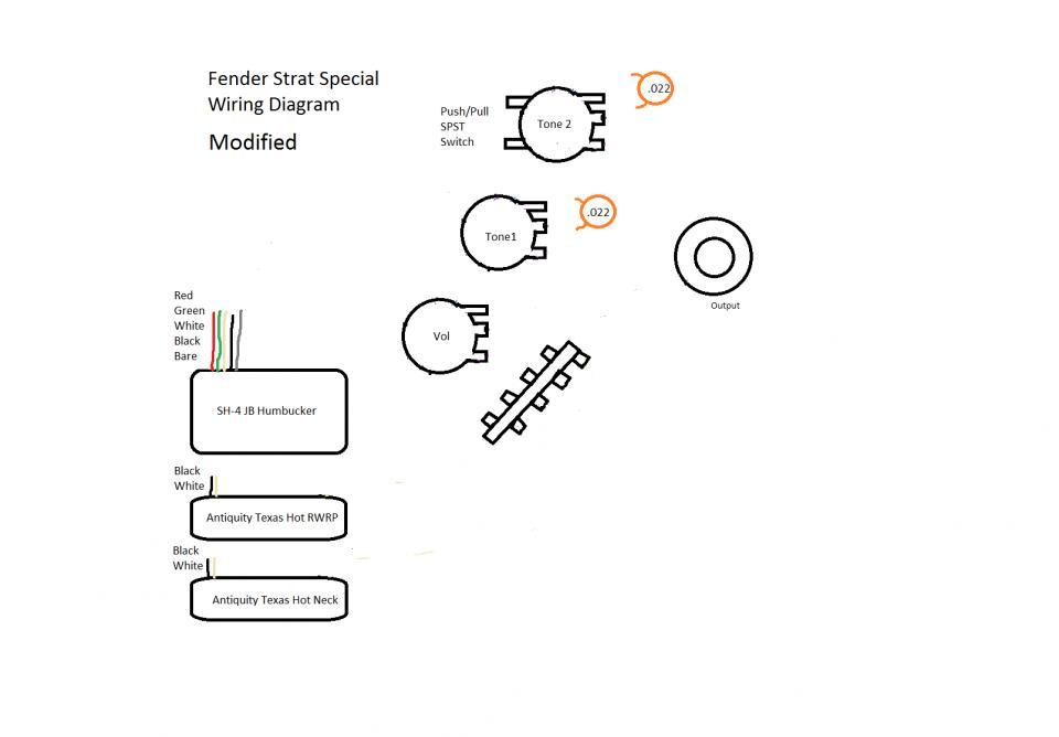 Spst Wiring Diagram Seymour Duncan Stratocaster