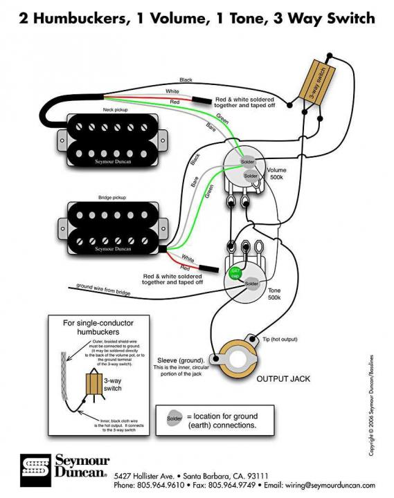 HH, 3-way wiring... insanity
