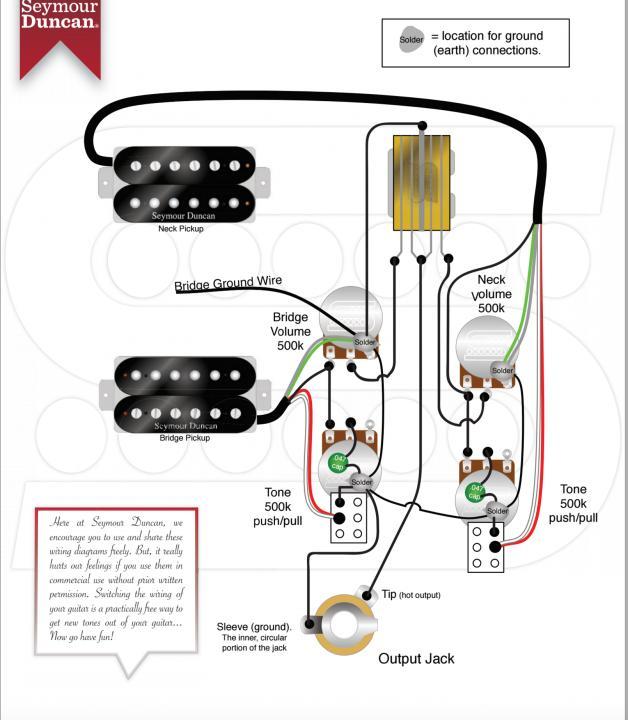 Q about coil split diagram & DPDT pots - Seymour Duncan User Group ForumsSeymour Duncan Forum