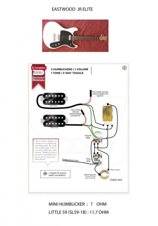 Wiring Diagram Humbucker And Single Coil