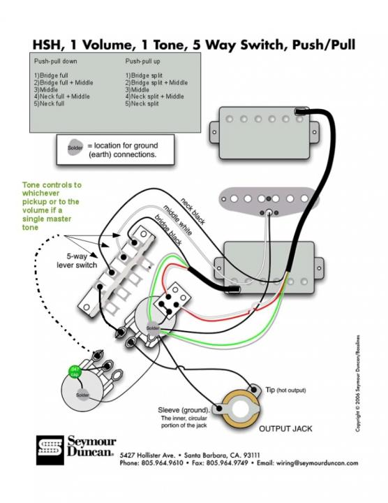 Push Pull Pot Wiring Diagram from forum.seymourduncan.com