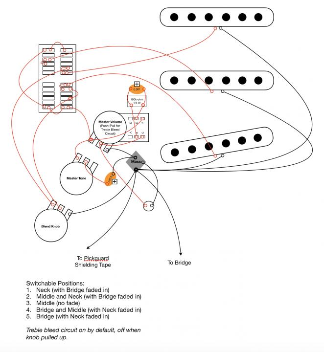 With Push Pull Tone Pot Wiring Diagram For Telecaster