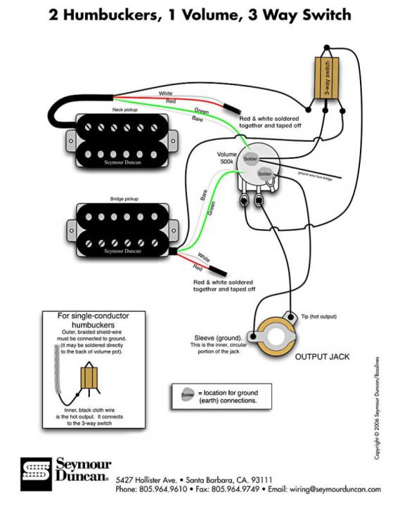 Orange Drop  No Tone Pot  Jazz  Jb Wiring