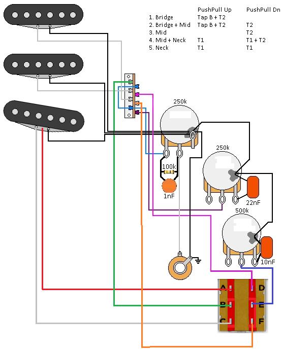 SSL-2 SSL-2 SSL5 wiring diagram - Is this right? - Seymour Duncan User  Group ForumsSeymour Duncan Forum